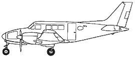 Beechcraft Model 65 Queen Air.jpg non disponibile