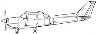 Cessna Model 172RG.jpg non disponibile