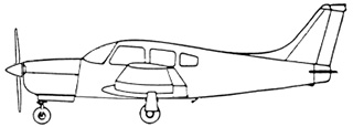 Piper PA.28 Arrow.jpg non disponibile