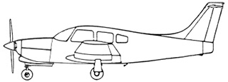 Piper PA.28 Turbo Arrow IV.jpg non disponibile